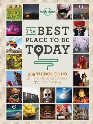 The Ultimate Craft Book For 365 Things To Do - lonely planet the best place to be today 365 things to