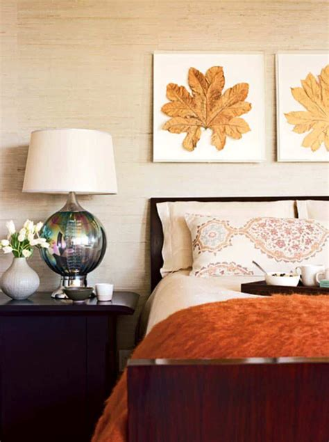 How To Decorate Your Bedroom With Pictures by 25 Insanely Cozy Ways To Decorate Your Bedroom For Fall