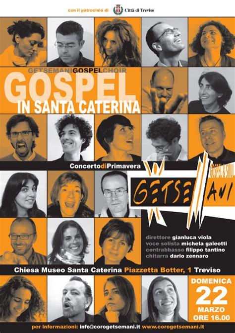 casa di riposo roncade getsemani coro gospel treviso concerti