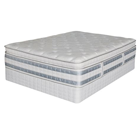 pillow top king bed serta 435963360 ceremony super pillow top king