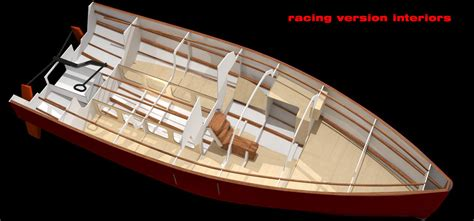boat plans diy idea 21 small plywood sport sailboat sailboat plan