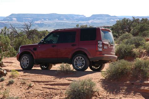 red land rover lr4 2014 lr4 forums autos post