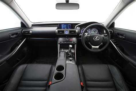 black lexus interior lexus is300h review caradvice