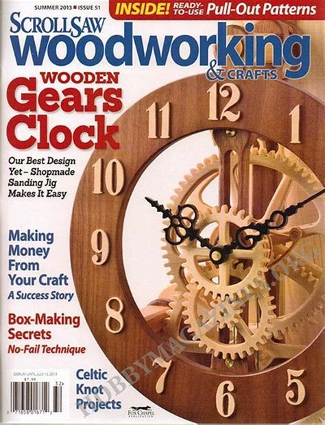scroll saw woodworking magazine free scrollsaw woodworking crafts 51 summer 2013 187 hobby