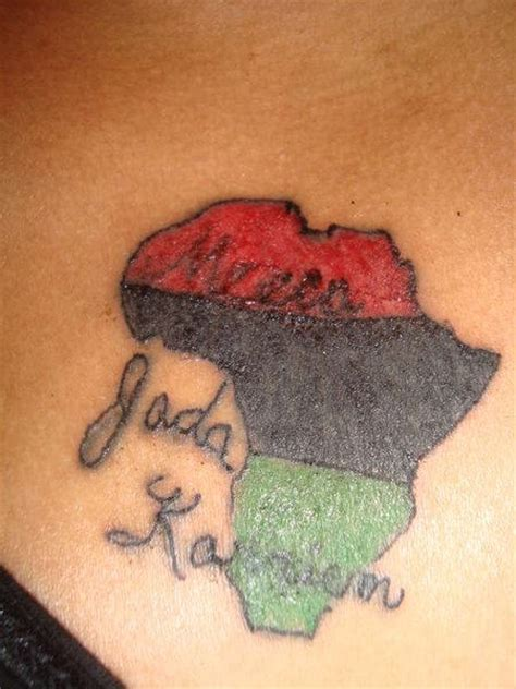 africa tattoo designs tattoos