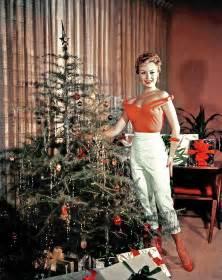 mitzi gaynor 1950s christmas my 1950s christmas pinterest