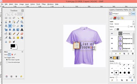 design t shirt program free 6 best free t shirt design software for windows