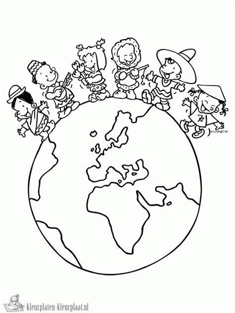 diversidade cultural desenhos para colorir 21 de maio