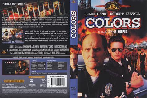 colors dvd jaquette dvd de colors cin 233 ma