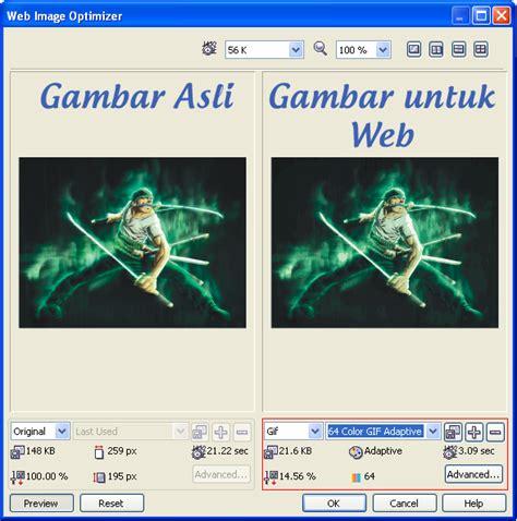 format tilan gambar pada web menyiapkan file gambar untuk web dengan coreldraw alif ilmu