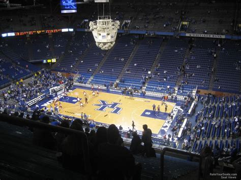 arena section rupp arena section 228 rateyourseats com