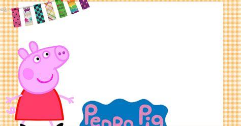 imagenes en png de pepa pig marcos de fotos de peppa la cerdita o peppa pig marcos