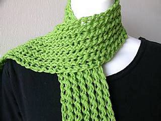 easy knit scarf pattern for beginners ravelry faggot stitch scarf pattern by susan druding