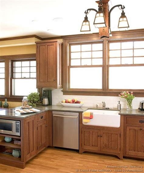 Kustom Kitchens by Mission Style Kitchens Designs Photos Craftsman Kitchen Traditional Kustom Home Designs Photos