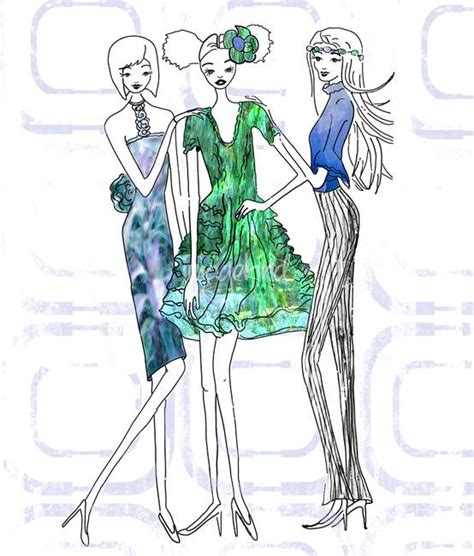 stunning quot fashion illustration quot artwork for sale on