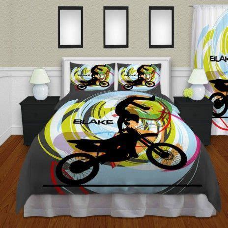 dirt bike bed set gray motocross bedding boys sports bedding dirt bike duvet cover 11 home decor
