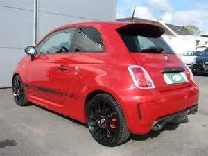 Fiat 500 Abarth Competizione Voiture Occasion Fiat 500 Abarth 595 Competizione 2014