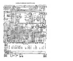 66 corvette wiring diagram submited images