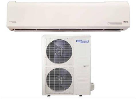 super general split air conditioner  ton sgsse price