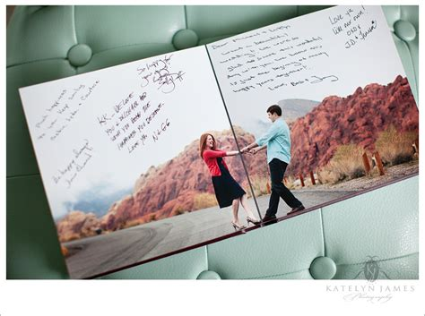 Our Engagement Guestbook Virginia Wedding Photographer