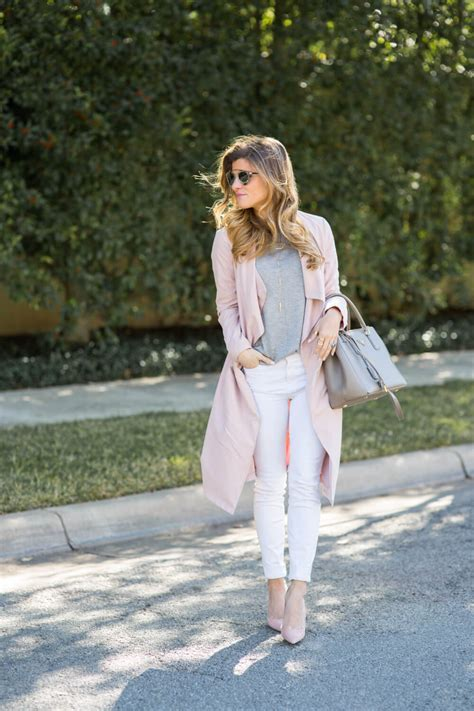 24546 Beigebluegraywhite Plain Cardigan what to wear with white everything you need to