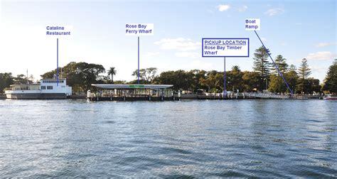 fishing boat hire rose bay wharfs deep blue charters