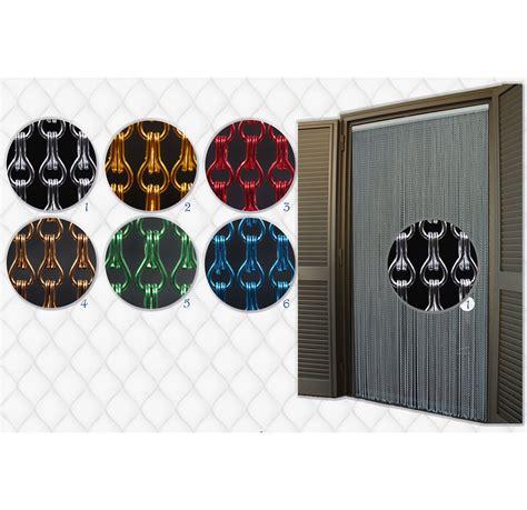 tende in alluminio tenda in alluminio mod catena cirillo tende