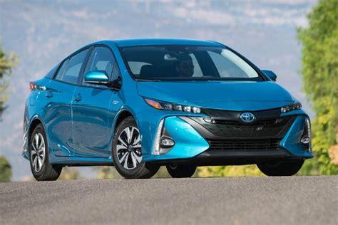 Prime Toyota 2017 Toyota Prius Prime Drive Review