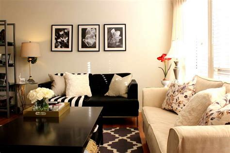 Decorating Small Livingrooms by Small Living Room Ideas Decoration Designs Guide