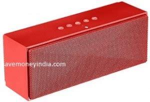 Amazonbasics Btv1 by Amazonbasics Portable Bluetooth Speaker Btv1 Rs 1499 Savemoneyindia