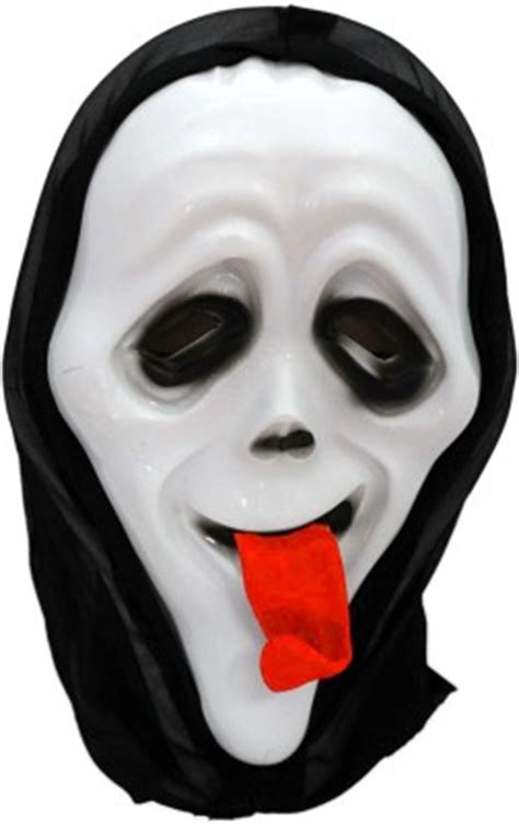 Flashdisk Unik Sream Haloween 8 Gb tootpado scary scream mask with tongue set of 2 multicolor available at
