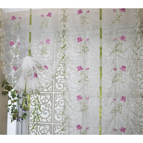 embroidery curtains embroidery patterns for curtains makaroka com