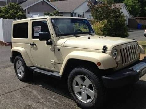 Jeep Wrangler 2 Door Hardtop For Sale by Purchase Used 2011 Jeep Wrangler Sport Utility