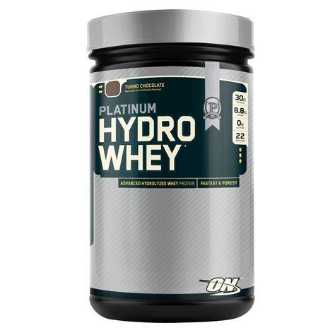 Whey Protein Optimum Optimum Nutrition Platinum Hydro Whey Protein 790g