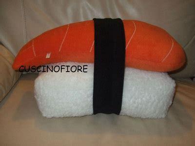 cuscini sushi cuscino sushi nigiri per la casa e per te decorare