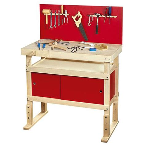 wood tool bench leomark crafted from wood beautiful wooden toys and gifts