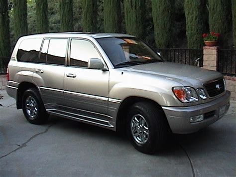 lexus models 2000 image gallery lexus lx 470 for sale