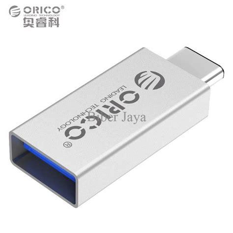 Jual Usb C Converter jual diskon orico usb 3 0 to usb 3 1 type c adapter converter cta1 di lapak biber jaya
