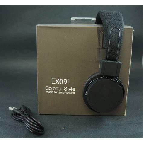 Headphone Ex09i Flashmob Ex09i Headphone With Microphone Price Buy