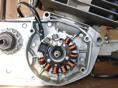 Sachs Motor 2 Växlad by Powerdynamo Installationsanleitung F 252 R Ac Motor Sachs