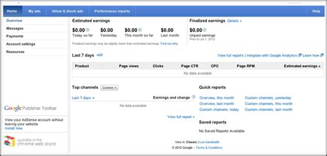 better than adsense adsense rolls out new interface for a better user