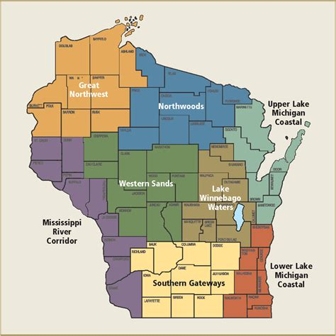 wi dnr land map on wisconsin outdoors with ellis