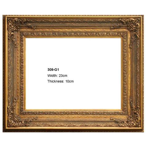 cornici per tela golden cornici di legno per pittura a olio a mano o tela