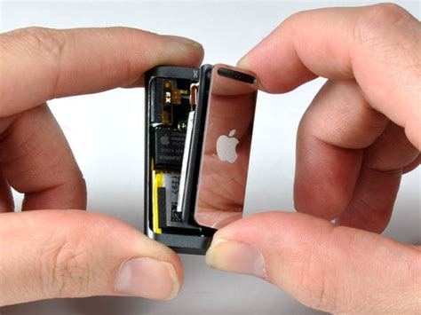 take appart ipod shuffle first look and take apart something to share