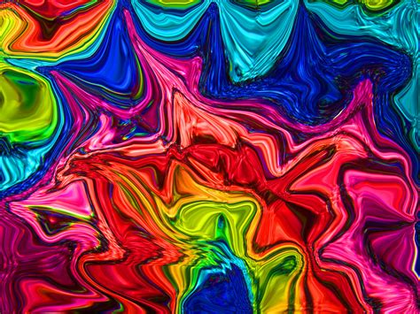 most colorful wallpaper ever funky abstract background an incredible brightly