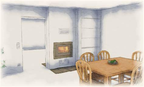 Heizen Ohne Kamin by Wohnzimmer Ofen Ohne Kamin Stylisch Und Warm Die Zehn