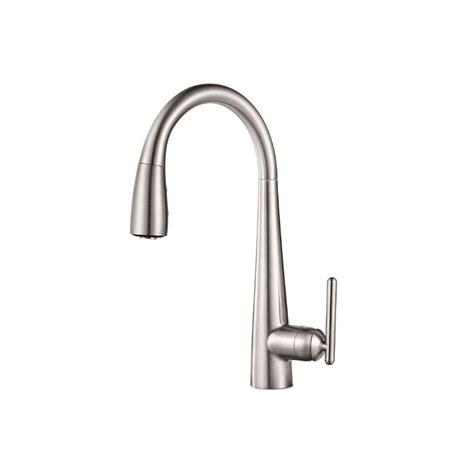 high flow kitchen faucet pfister gt529 fls stainless steel lita xtract pull spray kitchen faucet with high flow