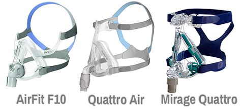 cpap full face masks most comfortable top 3 full face masks