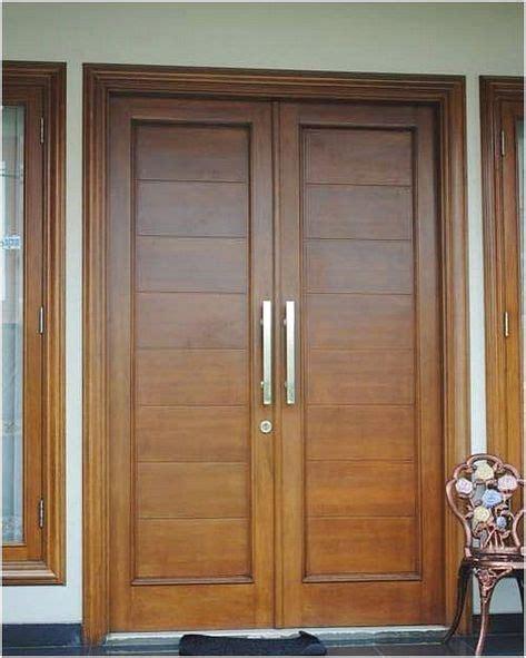 apartment entrance entryway front doors ideas wooden