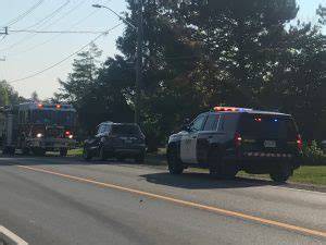 section 51 road traffic act collision involving a cyclist just outside bobcaygeon